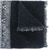 Forte Forte large paisley scarf - women - Polyamide/Wool - One Size
