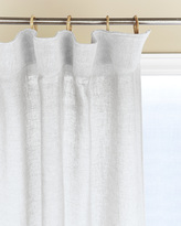 Serena & Lily Bolinas Linen Window Panel