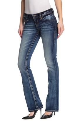 Rock Revival Julee Mid Rise Bootcut Jeans
