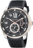 Cartier Men's W7100055 Analog Display Swiss Automatic Watch