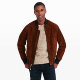 Club Monaco Golden Bear Bomber Jacket
