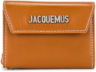 Jacquemus Wallet in Brown | FWRD