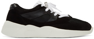 Essentials Black Distance Sneakers