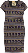 Ginger Mary Printed Bodycon Dress