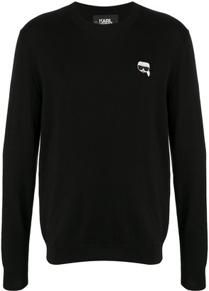 Karl Lagerfeld Paris Ikonik knit sweater