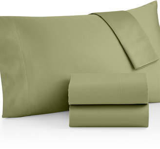 Westport Open Stock King Flat Sheet, 600 Thread Count 100% Cotton Bedding