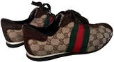 Gucci Cloth low trainers