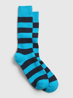 Gap Stripe Crew Socks