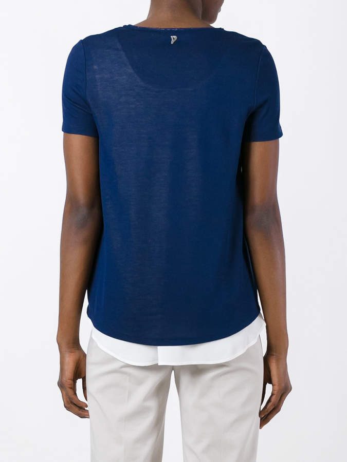 Dondup flared T-shirt