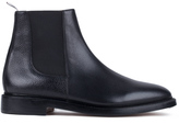Thom Browne Pebble Grain Leather Chelsea Boots