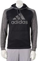 adidas Men's Logo Fleece Pullover Hoodie