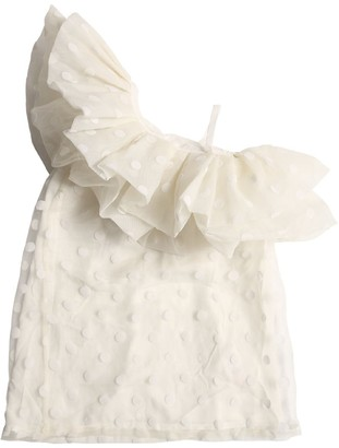 Little Marc Jacobs Organza Party Dress