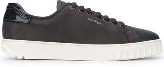 Salvatore Ferragamo Lace-Up Sneakers