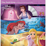 Disney Princess Read-Along Storybook and CD
