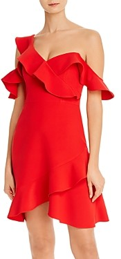 BCBGMAXAZRIA Malik One-Shoulder Dress - 100% Exclusive