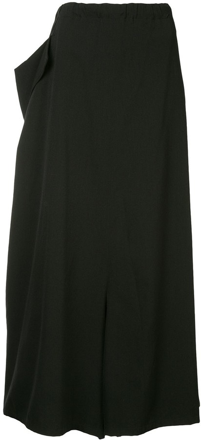 Y's super flared culottes