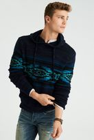 American Eagle Outfitters AE Patterned Baja Sweater