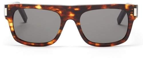 f8bdc6fdbcd4 Saint Laurent Men's Sunglasses - ShopStyle