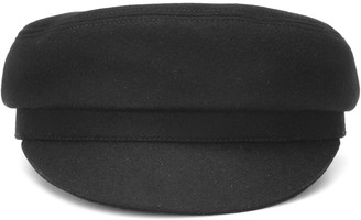 Isabel Marant Evie wool-blend cap