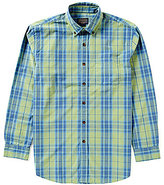 Pendleton Surf Plaid Buttond-Down Collar Shirt