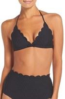 Kate Spade Women's Triangle Bikini Top