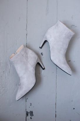 Shoe The Bear Light Grey Vanessa Low Cut Boot - 5 - Grey
