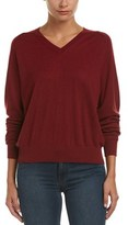 Vince Relaxed Cashmere Sweater.