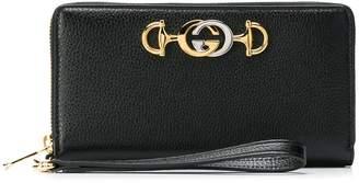 Gucci Zumi zip-around wallet