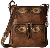 American West Native Sun Crossbody/Wallet