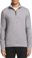 BOSS GREEN C Piceno Half-Zip Sweater