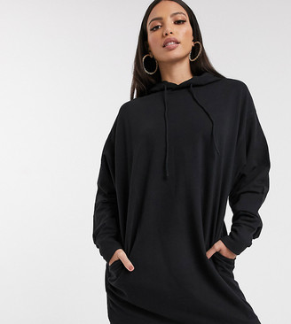 Asos Tall ASOS DESIGN Tall exclusive lounge organic sweat dress