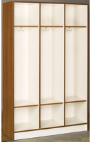Stevens ID Systems 1 Tier 3 Wide Contemporary Locker