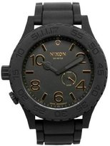 Nixon The Rubber 51-30 Watch - Men's ( Matte /Gold )