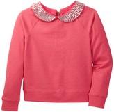 Kate Spade Embellished Sweatshirt (Big Girls)