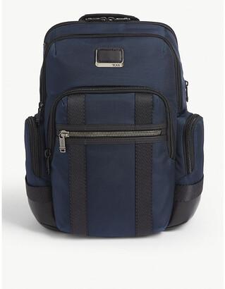 Tumi Nathan nylon backpack
