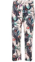 Paul Smith Bird Print Trousers