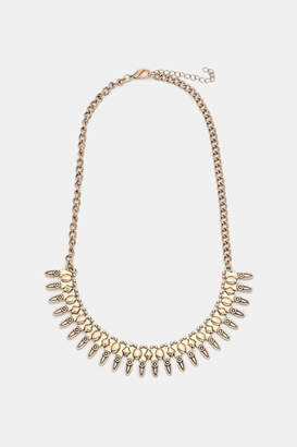 Ardene Antique Chain Link Necklace