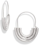 Madewell Arc Wire Earrings (2 colors)