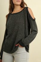 Umgee USA Basic Long Sleeve Top