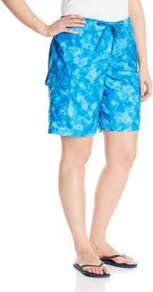 Kanu Surf Women's Plus-Size Sydney Plus Size Boardshorts