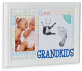 "Pearhead Pearhead™ Grandkids 4"" x 6"" Handprint Picture Frame"