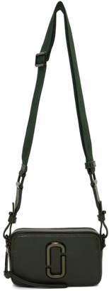 Marc Jacobs Green Snapshot DTM Bag