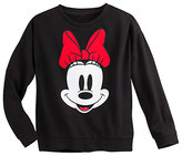 Disney Minnie Mouse Sweatshirt for Juniors