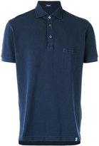 Drumohr chest pocket polo shirt - men - Cotton - M