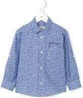 Cashmirino - Floral print shirt - kids - Cotton - 3 yrs