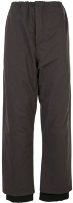 Y/Project tailor pyjama pants