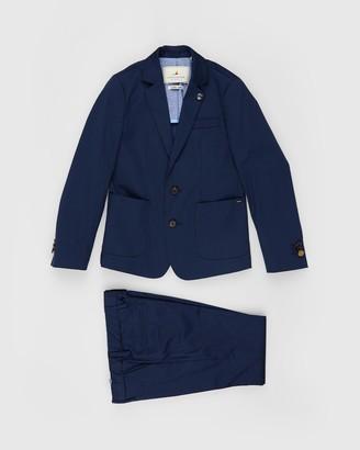 Scotch Shrunk Summer Suit - Teen
