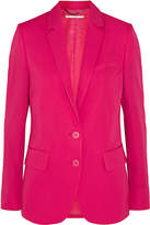 Stella McCartney Sofia Wool-twill Blazer - Fuchsia
