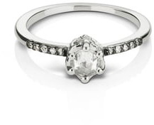 MANIAMANIA Entity Diamond Solitaire Ring