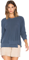 Wilt Seamed Long Sleeve Sweatshirt
